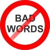 marketing bad word for steve jobs