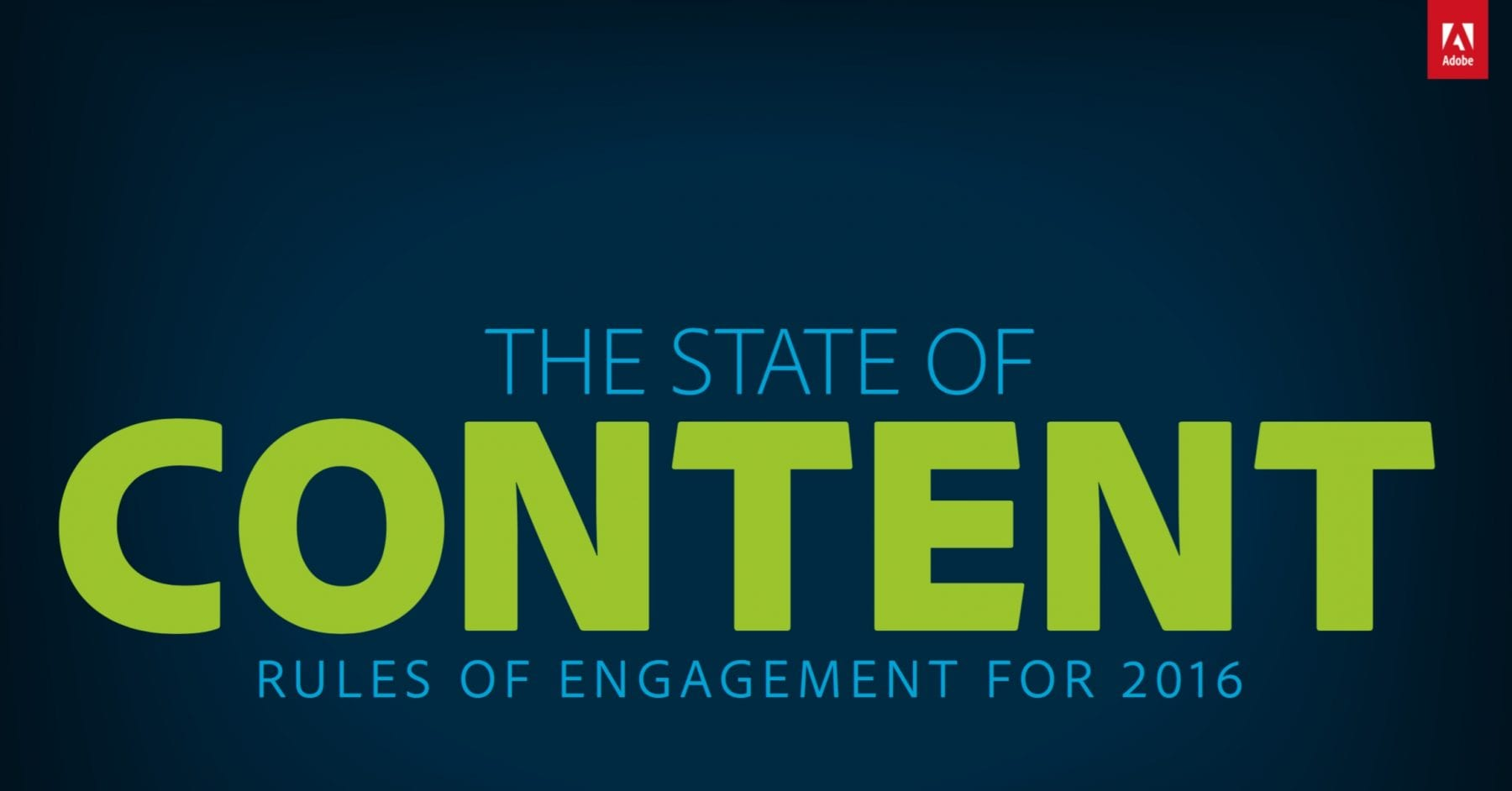 What do users want in content?