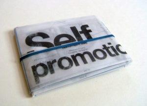 self-pramotion
