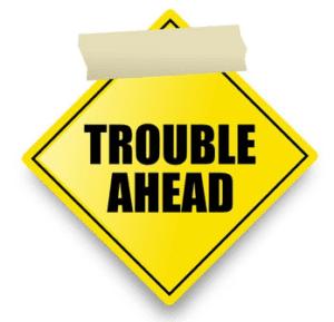 Trouble-Ahead