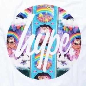 hype-BEAR_PARTY_CIRCLE_SCRIPT_T_Shirt-white-2